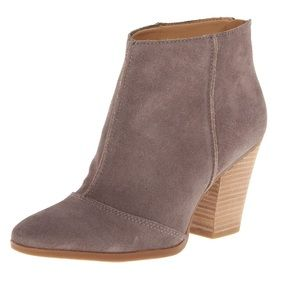 Enzo Angiolini Suede Booties